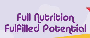 Full Nutrition Fulfilled Potential