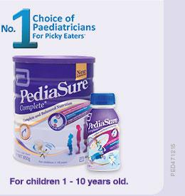 Pediasure product image