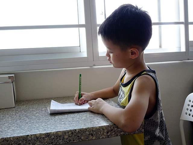 How to Get Son Interested in Writing