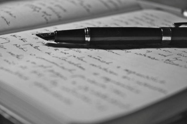write about sad moments