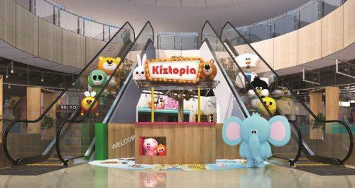Kiztopia Indoor Edutainment Playground