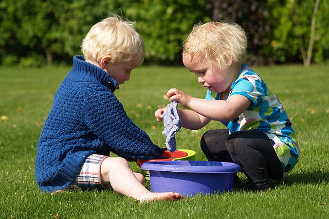 playing to boost immunity in kids