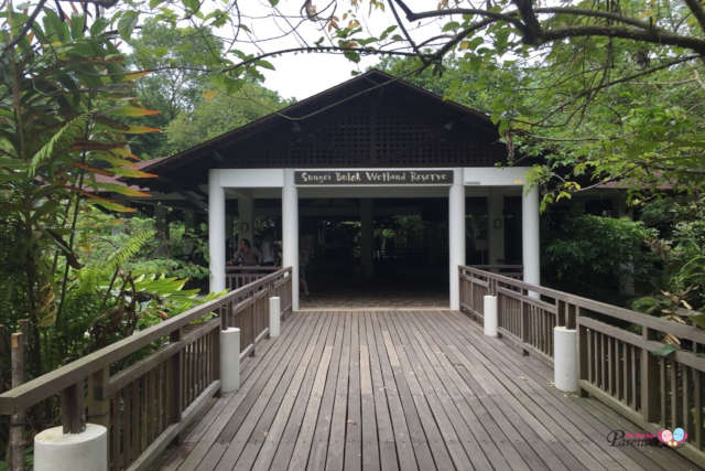 sungei buloh nature reserve entrance