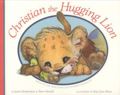 christian the hugging lion