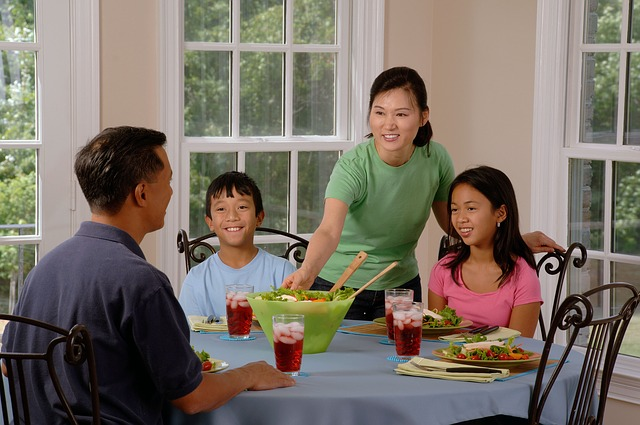 basic table manners for kids