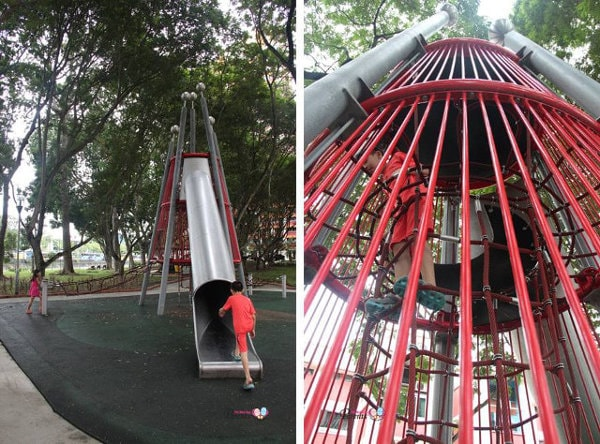special design playground at bishan street 13