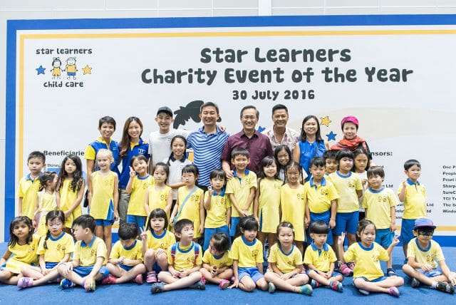 Star Learners Child Care Largest Charity Fun Fair Event