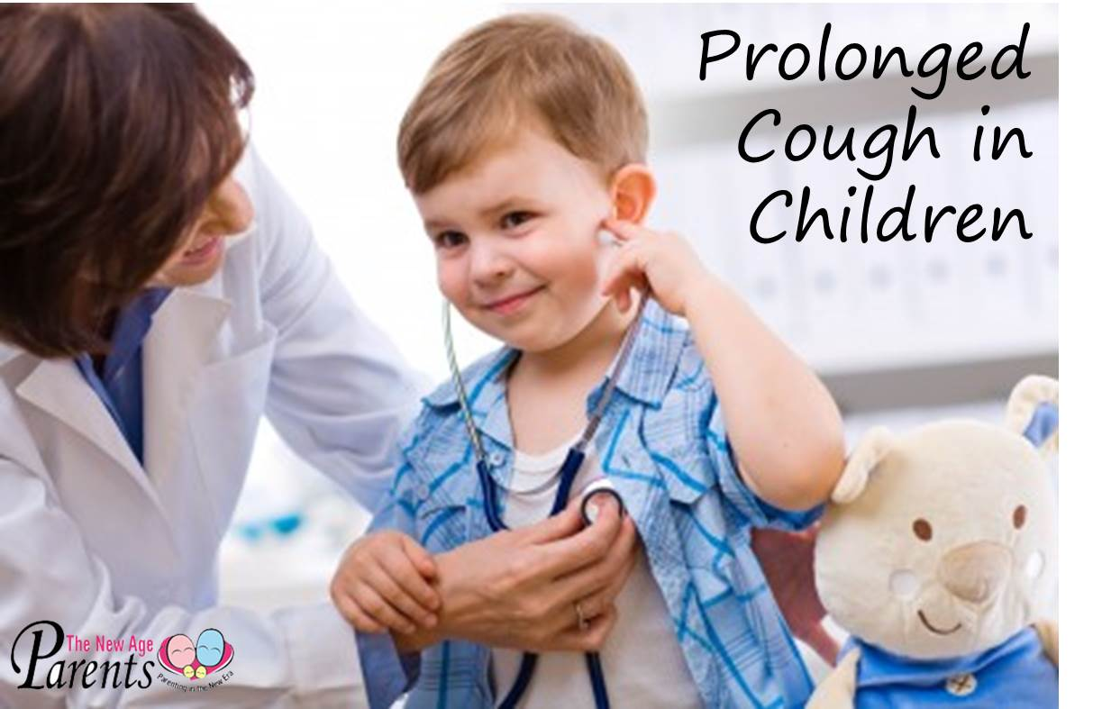 prolonged cough in children