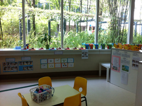 Natural Lightning in Childcare centres - Learning Vision @ Alpha