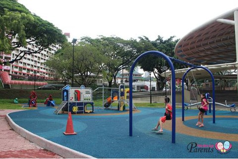 playground with swing toa payoh