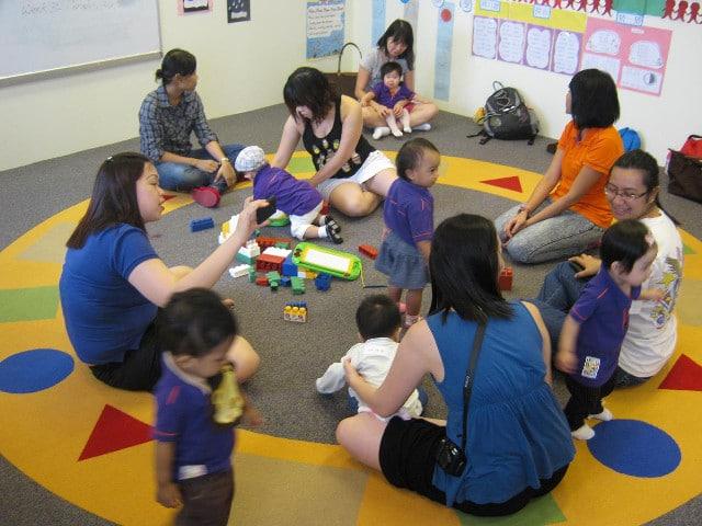 Parents at LEAP SchoolHouse