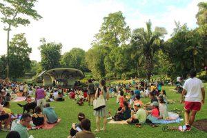 Free Concerts At Singapore Botanic Gardens