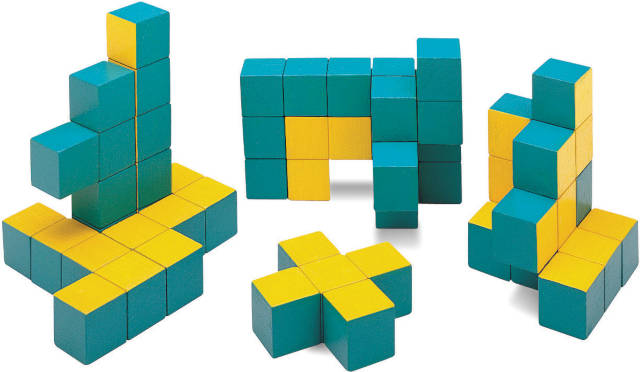 3D Pentomino Puzzle the learning store