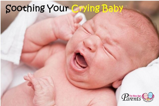 how to stop baby from crying