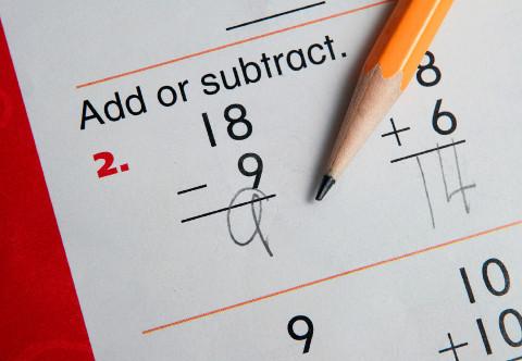 tricks to stimulate child in math