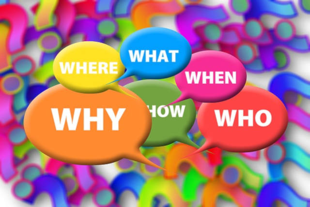 questions by children
