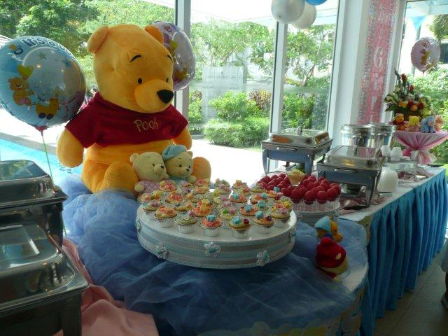 baby shower catering in singapore