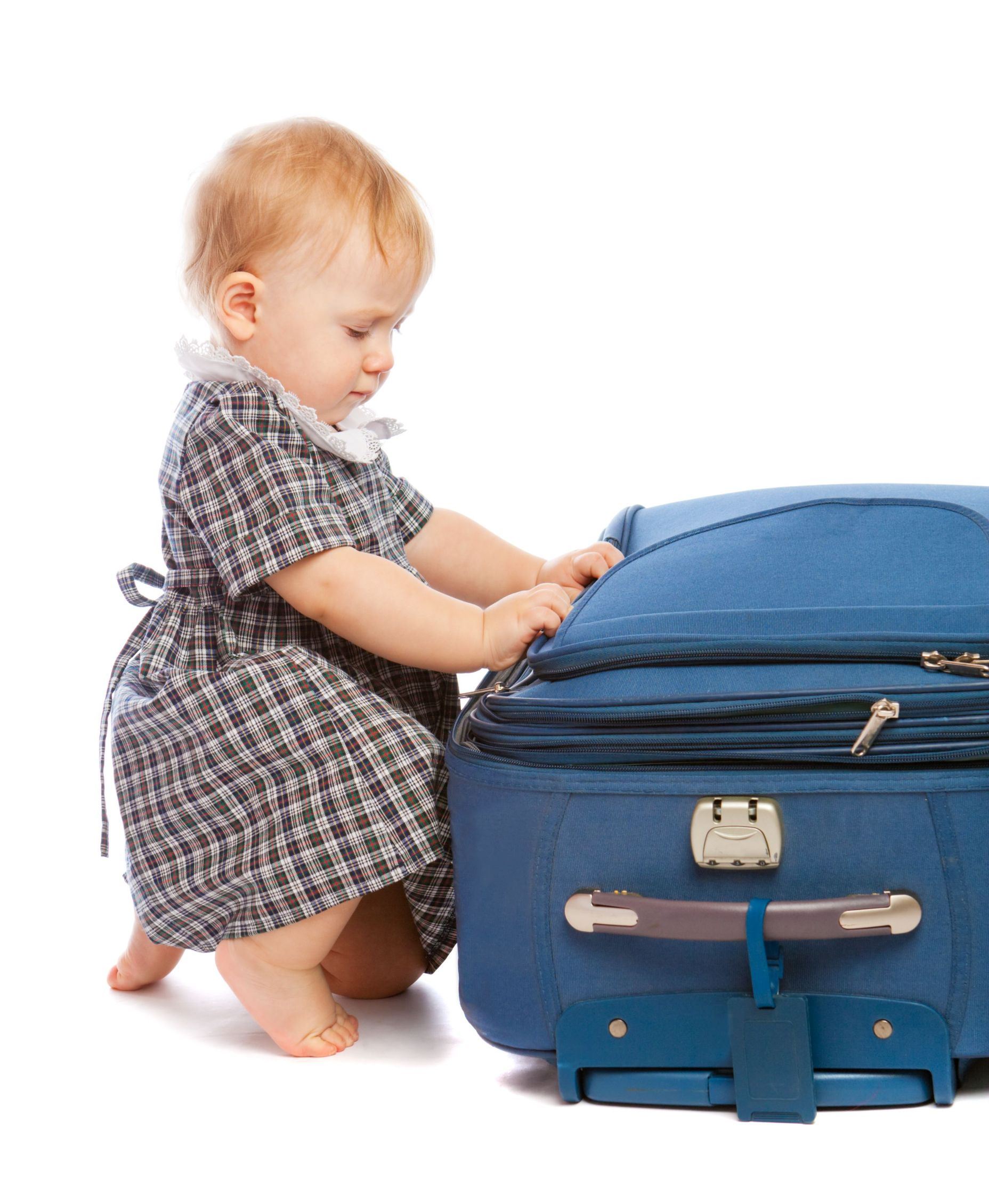 travelling with your toddler