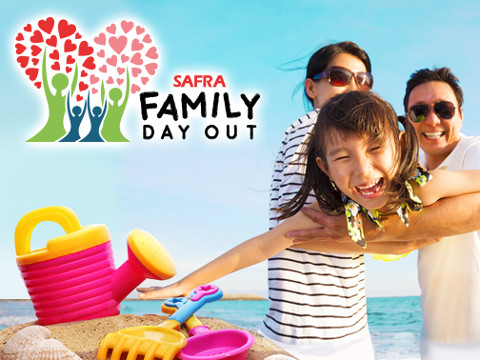 SAFRA Family Day Out Mar 2016