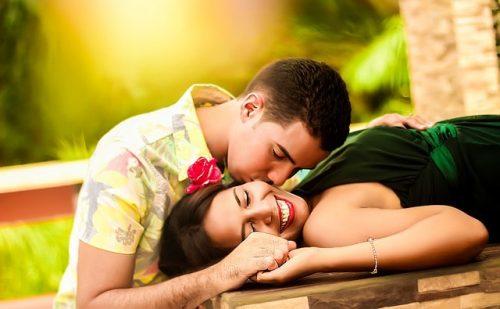 couple sexual intimacy