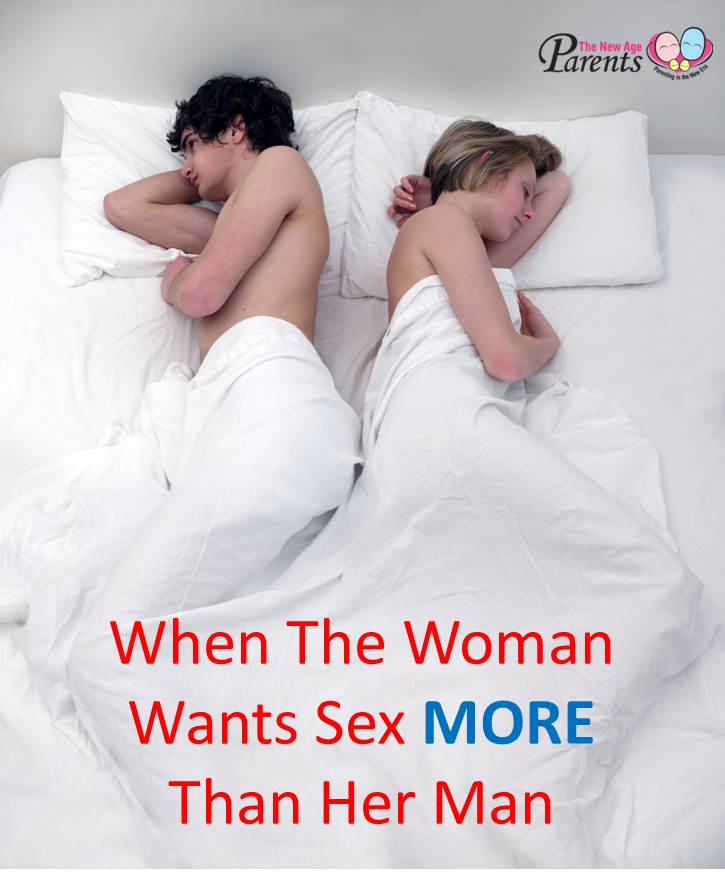 sexual desire difference