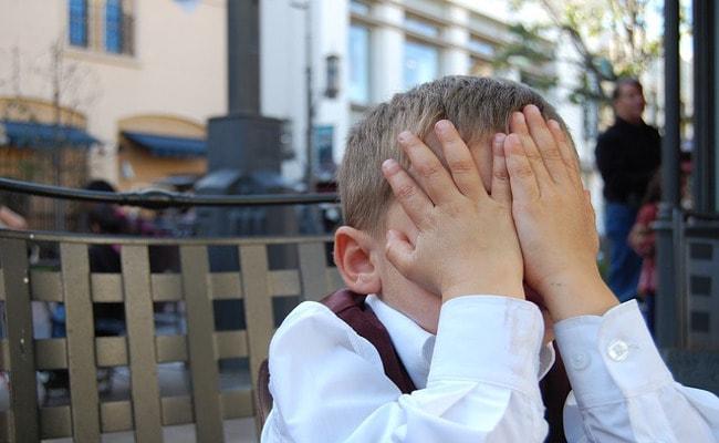stealing behaviour in children