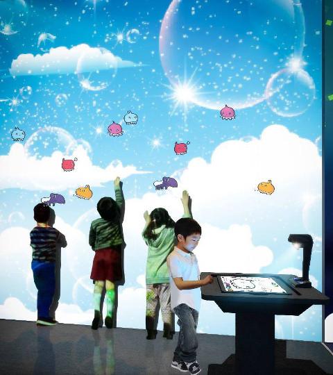 MOSH attractions world of wonder paper app
