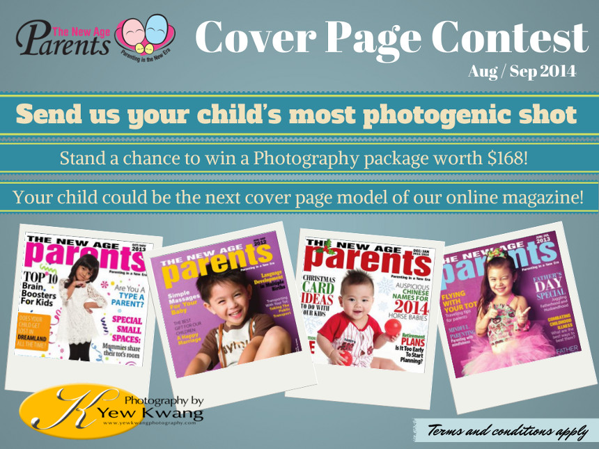 Family Coverpage Contest May 14
