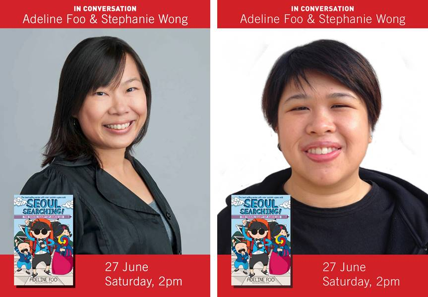In Conversation With Adeline Foo And Stephanie Wong