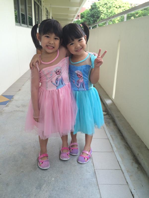 Cheng Jia Hui Ashlynn & Cheng Jia Min Ariel