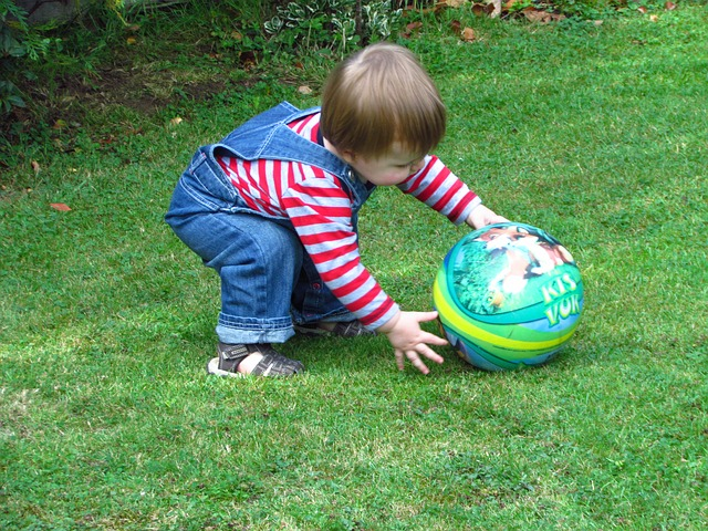 physical development in young children