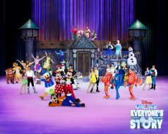 Disney On Ice Celebrates Everyone's Story Tickets Giveaway