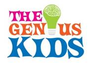 The Genius Kids Logo