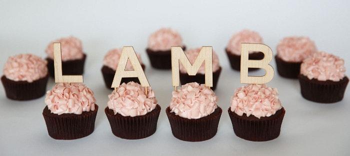 Lamb Cupcakery