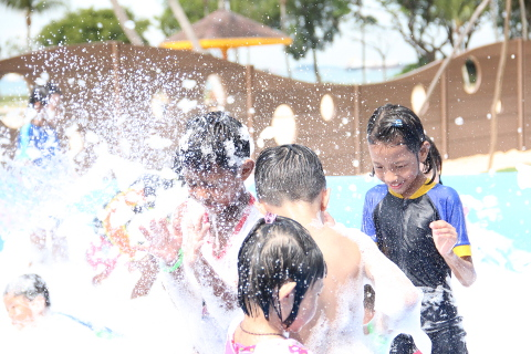 POLW Sentosa Bubble party POLW Sentosa