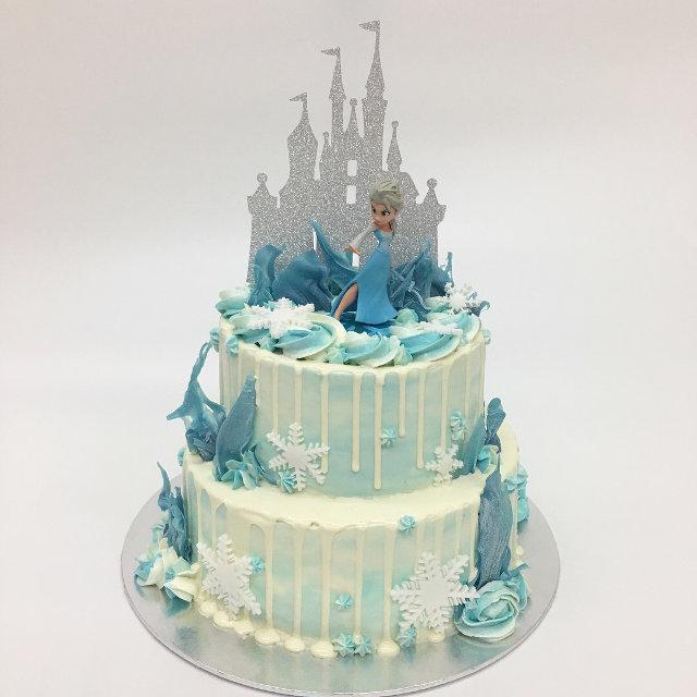 monice bakes childrens princess birthday cakes