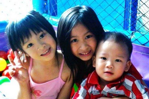 Esther three children