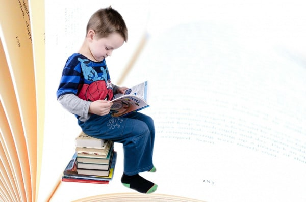 getting children to read