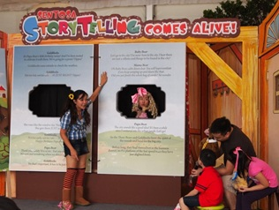 Sentosa Storytelling comes alive 2012