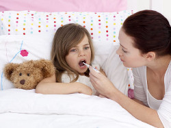 reducing fever in children