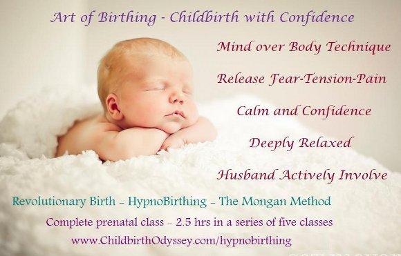 hypnobirthing benefits