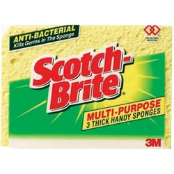 Scotch-Brite Anti-bacterial Sponge