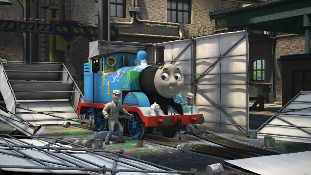 Thomas and Friends The Great Race movie