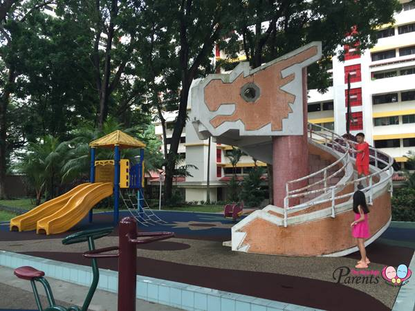Mini Dragon Playground at Toa Payoh Lorong 1