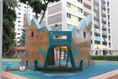 unique playground dragon amk singapore