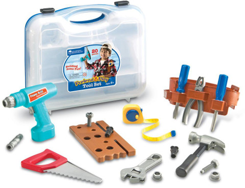Learning Resources Pretend And Play Tool Set Review