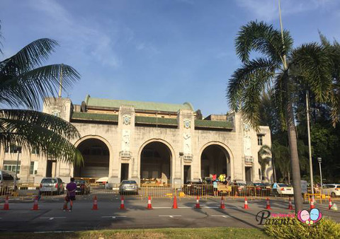 Old Tanjong Pagar Railway Station