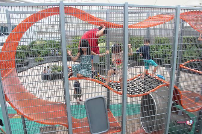 Wallholla vertical playground bishan junction 8