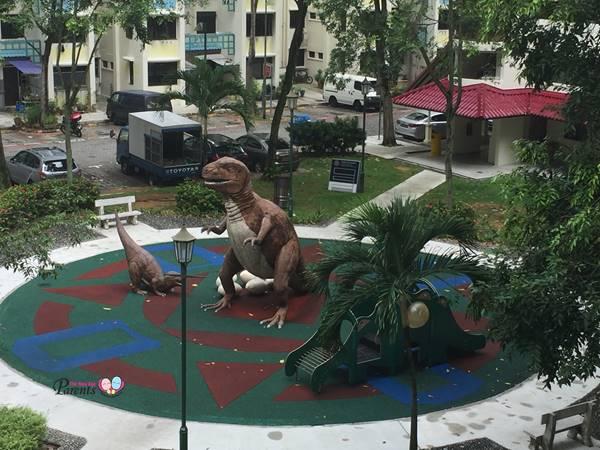 dinosaur playground in kim keat toa payoh