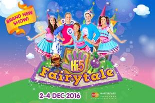 hi-5 fairy tale singapore 2016